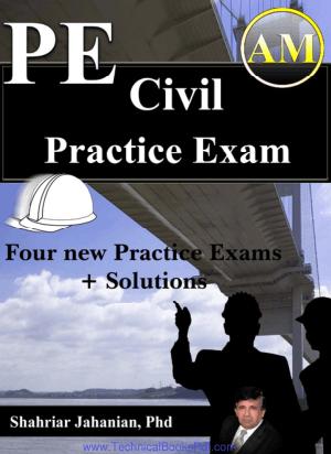 Four Practice Exams for PE Civil