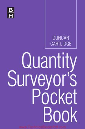Quantity Survey Pocket Book