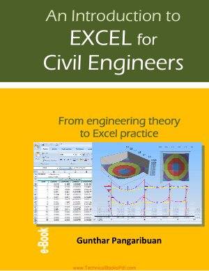 An Introduction to Excel for Civil Engineers