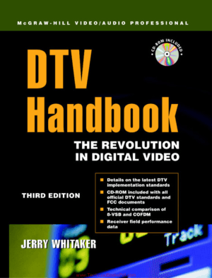 DTV The Revolution in Digital Video Jerry Whitaker