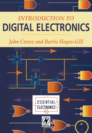 Introduction to Digital Electronics by John Crowe and Barrie Hayes-Gill
