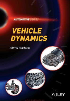 Vehicle Dynamics By Martin Meywerk