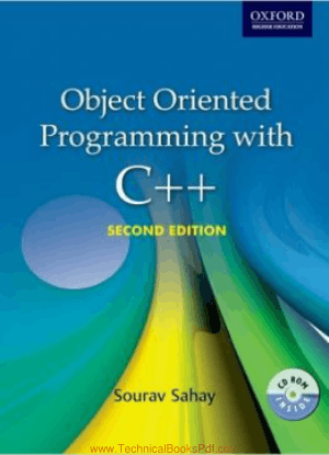 Object Oriented Programming with C++ 2nd edition