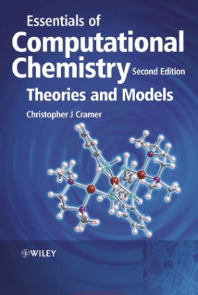Essentials of Computational Chemistry 2nd Edition By Christopher J Cramer