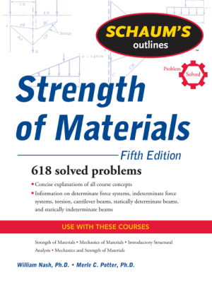Strength of Materials 5th Edition 618 Solved Problems