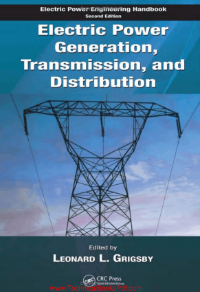 Electric Power Engineering Handbook Second Edition by Leonard L Grigsby
