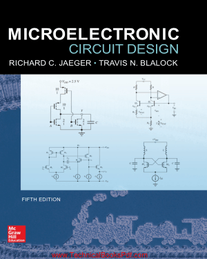 Microelectronic Circuit Design Fifth Edition Richard C Jaeger