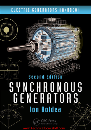 Synchronous Generators Second Edition By Ion Boldea