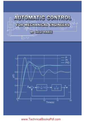 Automatic Control for Mechanical Engineers