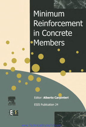 Minimum Reinforcement in Concrete Members
