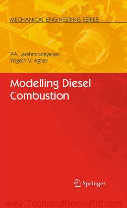 Modelling Diesel Combustion By Yogesh V Aghav