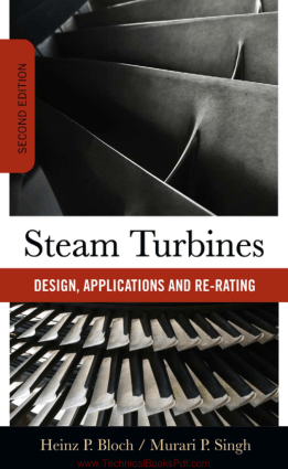 Steam Turbines Design Applications and Rerating