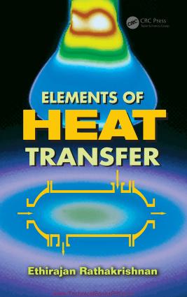 Heat Elements of Transfer by Ethirajan Rathakrishnan