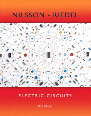Electric Circuit Tenth Edition By James W. Nilsson and Susan A. Riedel
