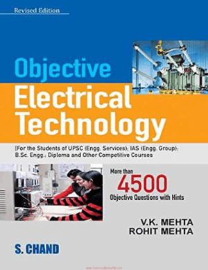 Objective Electrical Technology by V K Mehta