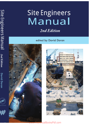 Site Engineers Manual 2nd Edition by David Doran
