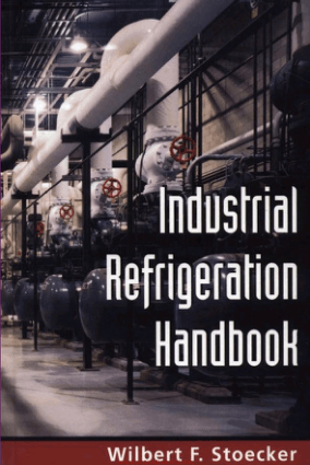 Industrial Refrigeration Handbook Stoecker By Wilbert F. Stoecker