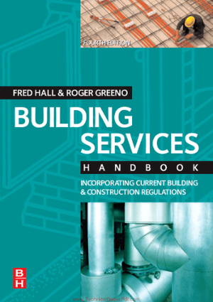 Building Services Handbook Fourth Edition By Fred Hall And Roger Greeno