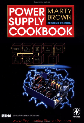 Power Supply Cookbook Second Edition By Marty Brown