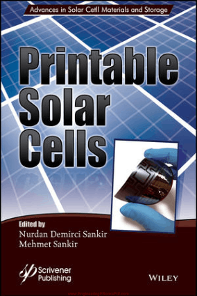 Printable Solar Cells by Nurdan Demirci Sankir and Mehmet Sankir