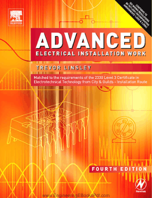 Advanced Electrical Installation Work Fourth Edition By Mr. Trevor Linsley