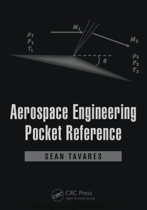 Aerospace Engineering Pocket Reference By Mr. Sean Tavares