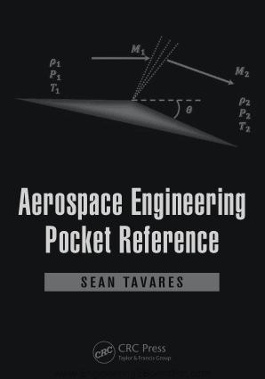 Aerospace Engineering Pocket Reference By Mr. Sean Tavares