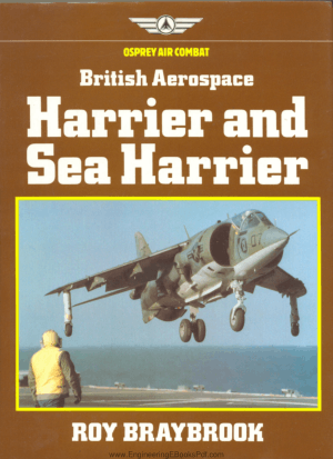 British Aerospace Harrier and Sea Harrier By Mr. Roy Braybrook