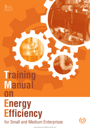 Training Manual on Energy Efficiency, for Small and Medium Enterprises