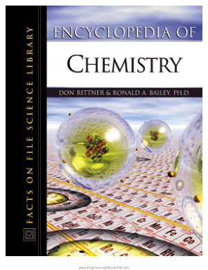 Encyclopedia of Chemistry By Don Rittner and Ronald A. Bailey