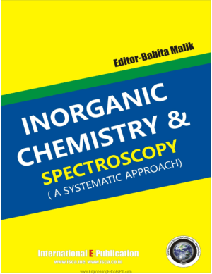 Inorganic Chemistry and Spectroscopy A Systematic Approach Editor Babita Malik