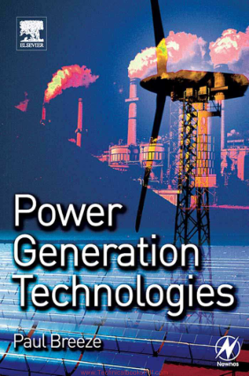Power Generation Technologies By Paul Breeze