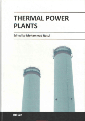 Thermal Power Plants Edited By Mohammad Rasul