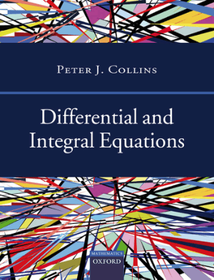 Differential and Integral Equations By Peter J. Collins