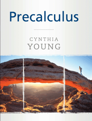 Precalculus By Cynthia Y. Young