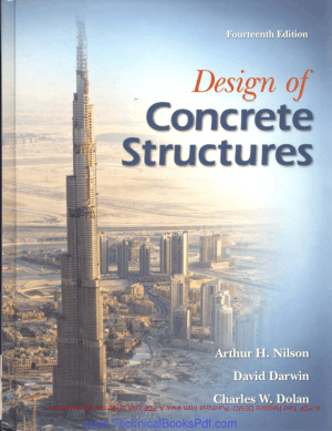 Design of Concrete Structures 14th Edition By H Nilson
