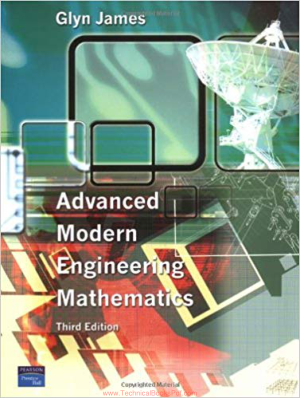 Solutions Manual Advanced Modern Engineering Mathematics 3rd Edition By Glyn James