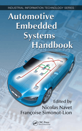 Automotive Embedded Systems Handbook By Nicolas Navet and Francoise Simonot Lion