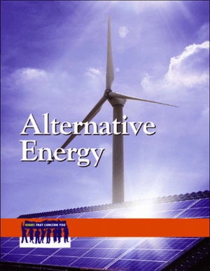 Alternative Energy by Peggy Daniels Becker