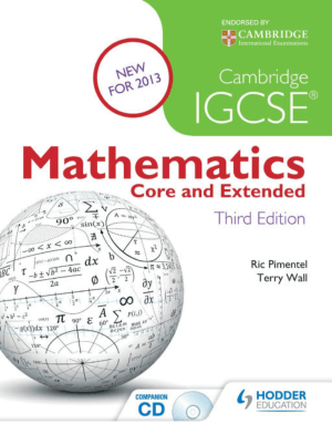 Mathematics Third Edition by Ric Pimentel and Terry Wall