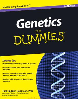 Genetics for Dummies 2nd Edition by Tara Rodden Robinson