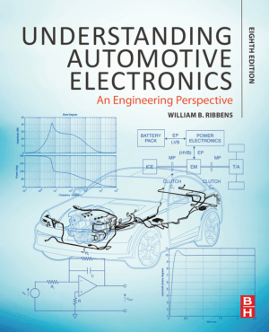 Understanding Automotive Electronics an Engineering Perspective Eighth Edition by William B. Ribbens