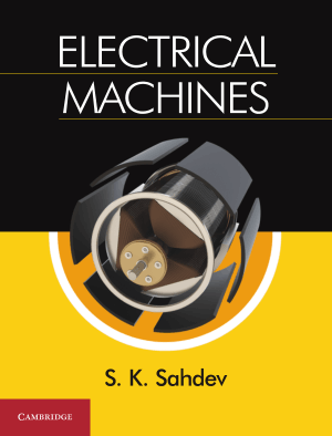 Electrical Machines by Mr. S. K. Sahdev