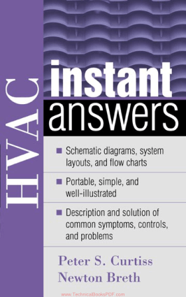 HVAC Instant Answers by Peter Curtiss and Newton Breth