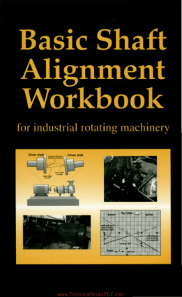 Basic Shaft Alignment workBook Fourth Edition
