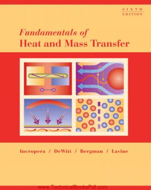 Fundamentals Of Heat And Mass Transfer Sixth Edition