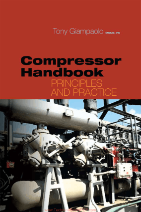Compressor Handbook Principles and Practice By Tony Giampaolo