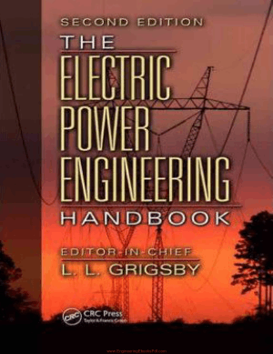 The Electric Power Engineering Handbook By L. L. Grigsby