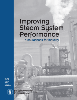 Improving Steam System Performance a Sourcebook for Industry