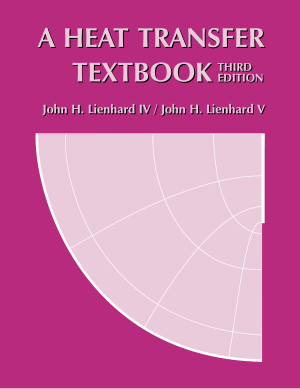 Heat Transfer Textbook 3rd edition Team Tolly